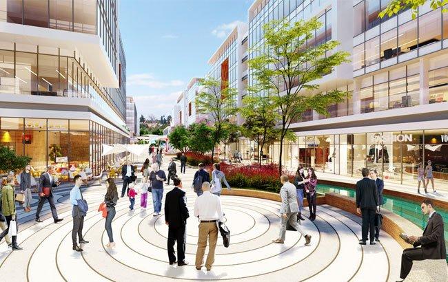 מתחם Atech - פארק ההייטק החדש במתחם העסקים של עפולה