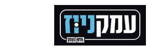 לוגו אתר עמקניוז